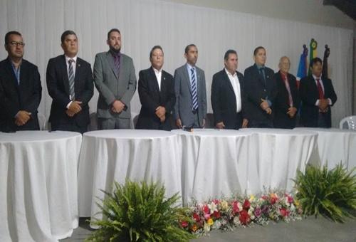 Sessão para homenagear as mulheres realizada pela Câmara de vereadores de Alagoa Grande