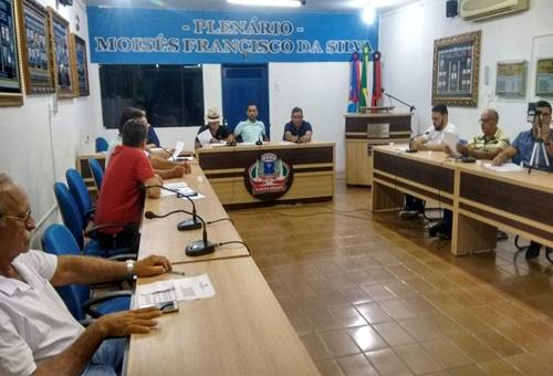 25ª Sessão Ordinária do 2º Período da CMAG (24/10/2019)
